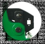 Grapadora de 1 uso intercambiable CT-1000